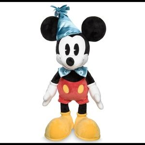 Celebration Mickey Plush